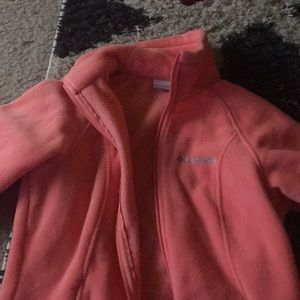 XS pink Colombia jacket